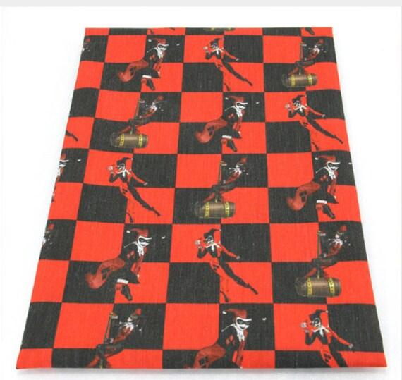 Harley Quinn Fabric From Cutiesbymarce On Etsy Studio