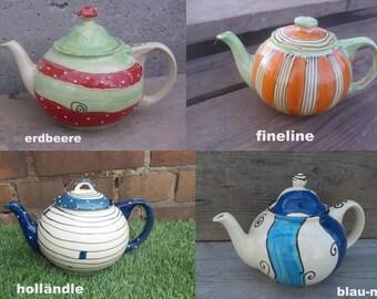 """Teapot  """"angelika"""""""