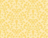 Damsk Yellow, Ashbury Heights Fabric by Doohikey Designs for Riley Blake Design, YARD