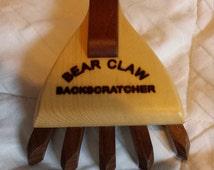 Back Scratcher backscratcher Bear Claw Large