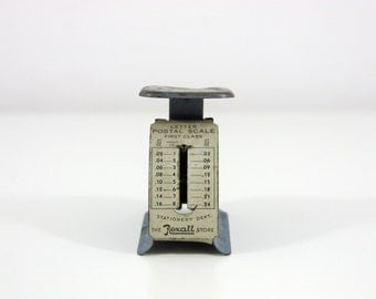 Vintage Postal Scale - Rexall