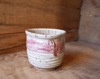 Planter - Ceramic Planter - Ceramics and Pottery - Plant Holder - Plant Pot - Wheel Thrown Pottery - KJ Pottery