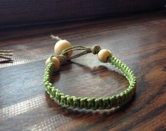 Custom Hemp Bracelets & Anklets
