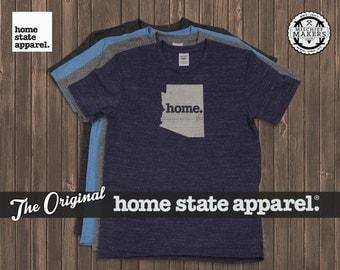 Arizona Home. shirt- Men's/Unisex