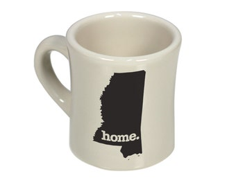 Mississippi home. Ceramic Coffee Mug