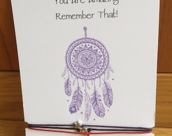 Wish String Bracelets Set Of 3 Stacking Bracelets Friendship Bracelets Gift
