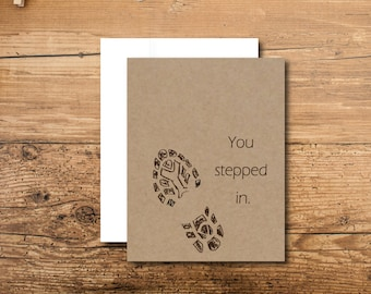 Father's Day Card - Step Father's Day Card