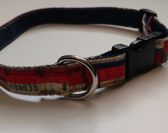 American routes dog collar