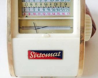 Sixtomat, Light Meter, Light Exposure Meter, Photo Camera