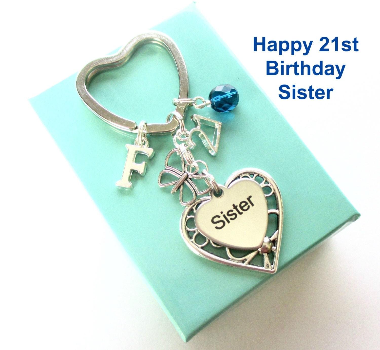 21st Birthday Gift For Sister