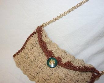 "Crochet sleeve ""Florence"""