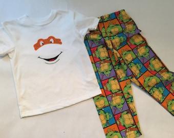 Turtles Pajama set!