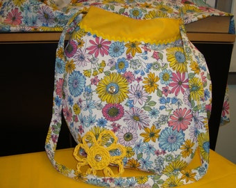 "Shoulder bag ""Flower"""