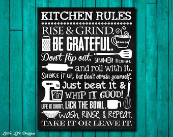 Kitchen Wall Art Decor funny kitchen wall art kitchen decor printable signs. instant