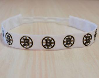 Non-Slip Headband - Bruins 1