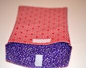 Diaper Clutch - Diaper Pouch - Diaper Organizer - Diaper Holder - Free Shipping