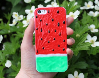 Watermelon iPhone 5s hard case