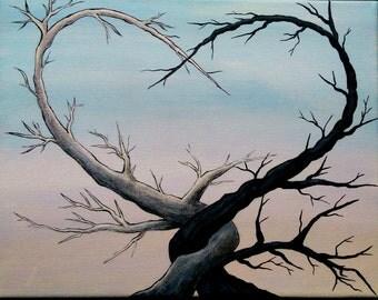 Love Grows (Heart Tree)