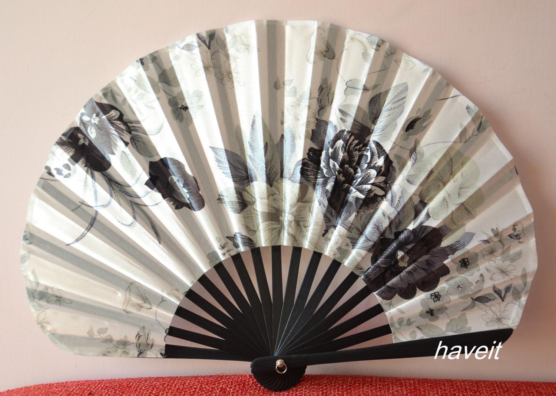 how to make a japanese folding fan