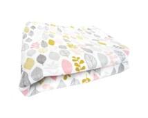 Organic Baby Blanket, Cotton Flannel Baby Blanket, Organic Blanket
