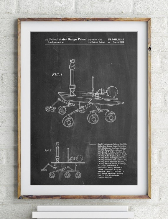 mars rover poster - photo #25