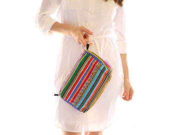 Ribbon Clutch - Multiple Colors - PREORDER
