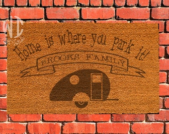 Where You Park It Etsy
