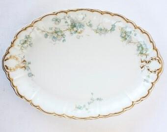 Haviland Limoges Platter,   Schleiger 248P