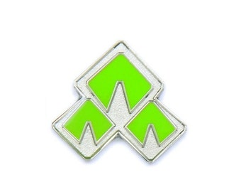 ON SALE Forest Badge