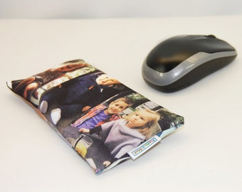 Personalized Mouse Wrist Pad
