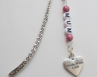 PERSONALISED BOOKMARK Any Name