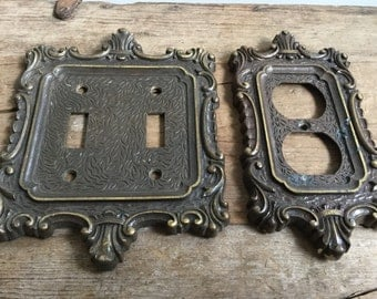 Regency Switch Plate and Outlet Cover Set