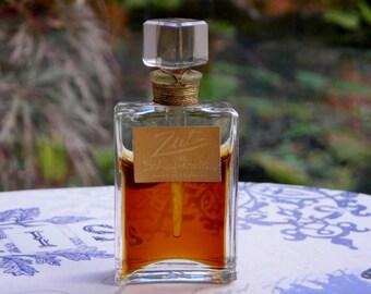 SEALED bottle of vintage Zut by Elsa Schiaparelli. Mini perfume with dauber top.