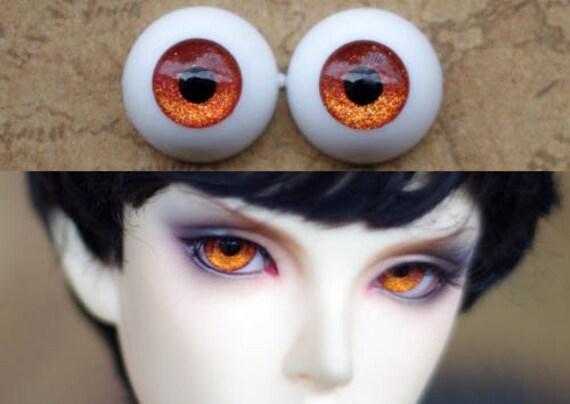 Как сделать себе глаза как у куклы