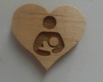 Breastfeeding Awareness Magnet