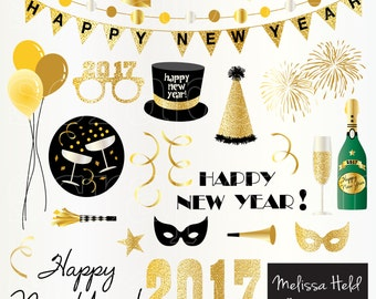 New Year's Eve Clipart