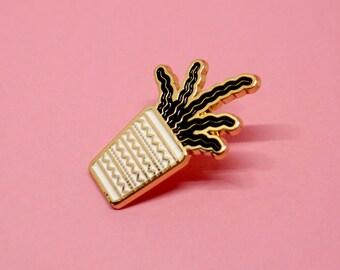 Forever Plant Enamel Pin