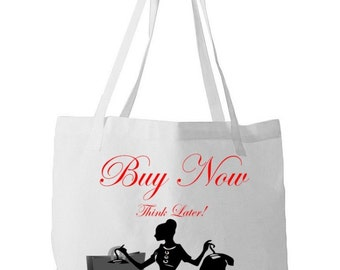 Personalised Reusable Shopping Bags - Living