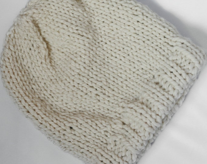 Satin Lined Knitted Beanie // Style // Basic Knit