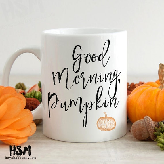 Image result for Good morning Pumpkin' coffee