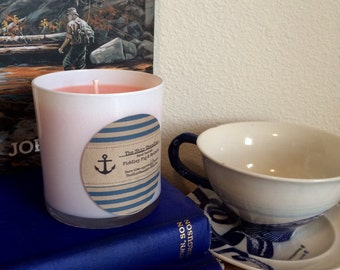 Fiddley Fig & Rhubarb EcoSoy Wax Candle
