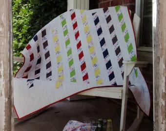 Sippin' Quilt Pattern - Moda - Emily Herrick Designs - EHD111