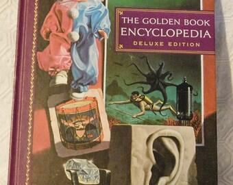 The Golden Book Encyclopedia Deluxe Edition #5