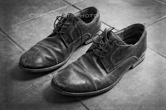 old shoes photography black and white photography shoes