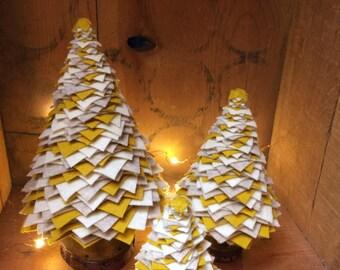 Felt & Felted Wool Tree Home Decorations