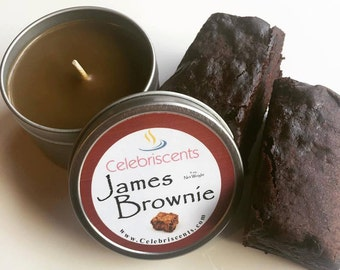 Chocolate Fudge Brownie Scented Soy Candle will make you feel GOOD! This delicious, fun scent is perfect for parties and gift-giving.  Mmmm!