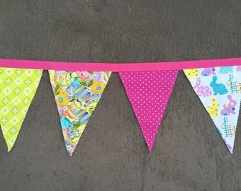 Fabric Banner - Easter