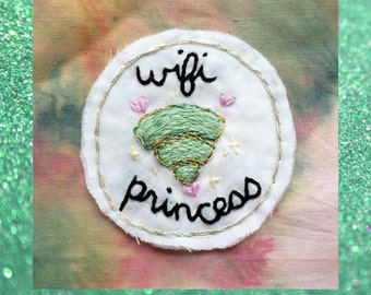Wifi Princess Patch