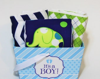 Baby Boy Welcome Gift Set