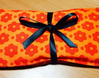 Handmade Rice Heat or Cold Therapy Pad Microwaveable